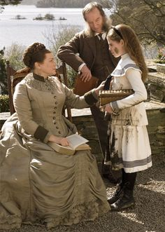 """""""How do you expect to get a husband if you have mud on your nose?"""" - Miss Potter"""