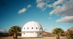 From The Desk Of Beachwood Sparks: The Integratron (A Southern California Landmark And Geomagnetic Vortex)