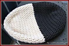 Crochet between worlds: PATTERN: Reversible Beanie / Double Layered Beanie
