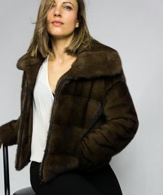 Colección Visón | HervásPiel Fur Coat, Winter Jackets, Fashion, Mink Fur, Zippers, Winter Coats, Moda, Winter Vest Outfits, Fur Coats