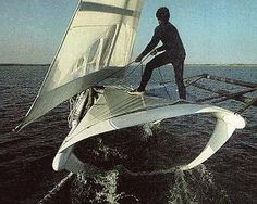 hydrofoil.........amazing design, does it work?