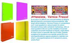 NOVITA' #Ciac #Vernicefresca #Cancelleria #Scuola #Ufficio