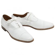 Hermès White Loafers | Vestiaire Collective