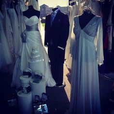 Crystal and platinum theme at the Midland Wedding Fayre