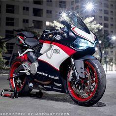 #SuperbikeRacing #Ducati1199 #Ducati959 #Ducati1299 EICMA, Tire, Ducati, Ducati 899 - Follow @extremegentleman for more pics like this!