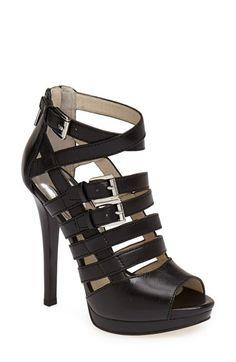 MICHAEL Michael Kors 'Sandra' Platform Sandal (Women) | Nordstrom