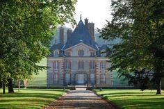 Château d'Ormesson - Ile de France-  près de Paris