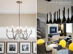 Uniqueness Of Lighting Black Chandeliers By Calgary Interior Designer Natalie Fuglestveit Design