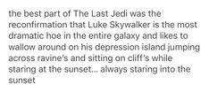 Star Wars Last Jedi Tumblr