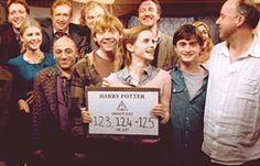 Harry Potter cast at #4 Privet Drive