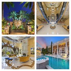 See this Florida masterpiece at www.PriceyPads.com #mansion #architecture #design #style #mansion #luxury #rich #florida by priceypads - http://sfluxe.com/2013/07/31/see-this-florida-masterpiece-at-www-priceypads-com-mansion-architecture-design-style-mansion-luxury-rich-florida-by-priceypads/