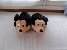 Disney Mickey Mouse Unlimited Slippers Size 7/8 #Disney