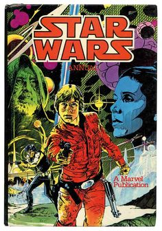 UK Star Wars Annual, 1981 - Marvel Star Wars comic