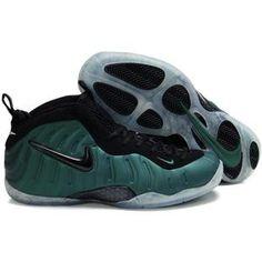 Nike Air Foamposite Pro Dark Pine Sport Air Jordan Shoes eb3ded77026