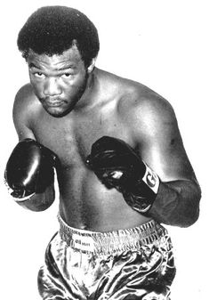 George Foreman. An amazing comeback