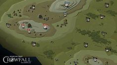 ArtStation - Crowfall - UX Designs & Concepts, Billy Garretsen