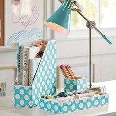 Accesorios de escritorio impresos - Piscina Dottie