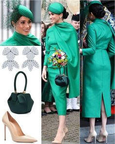 March Meghan Markle at the Commonwealth Day 2020 service; her last service as a royal. Estilo Meghan Markle, Meghan Markle Style, Meghan Markle Prince Harry, Prince Harry And Megan, Meghan Markle Outfits, Kate And Meghan, Princess Meghan, Royal Clothing, Royal Prince