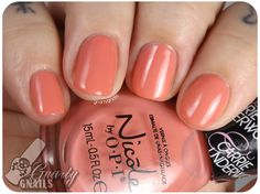 Nicole by OPI - Carrie Underwood Collection Swatches