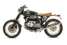 Fuel Motorcycles Inc.   FUEL R80 S TRIAL