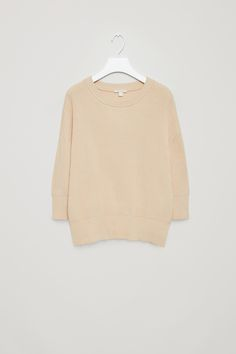 COS | Chunky 3/4 jumper