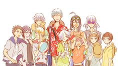 There should be Gotou, Hakata and that other new one