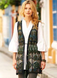 Мобильный LiveInternet Вязаная одежда в этническом стиле. | IRISHKA-ARISHKA - Дневник IRISHKA-ARISHKA |