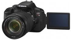 Canon EOS 650D (EOS Kiss X6i)