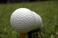 DIY golf ball ideas