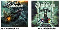 Sabaton Heroes - luvassa kova levy. Lue EMP-blogi, niin tiedät miksi! => http://emp.me/8zm