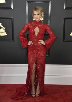 Carrie Underwood - Amazing Gown