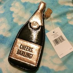 KS coin purse Cheers darling! PRICE FIRM NO TRADES kate spade Bags Wallets