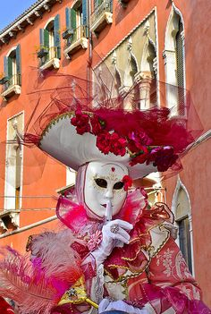Carnival in Venice  #monogramsvacation