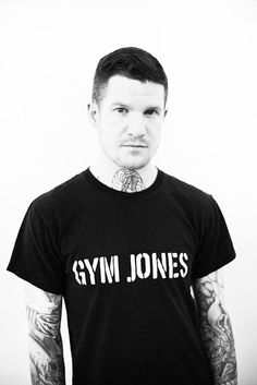 Can we just talk about Andy Hurley for a second? I mean dang son...