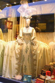 Dresses in Venice!