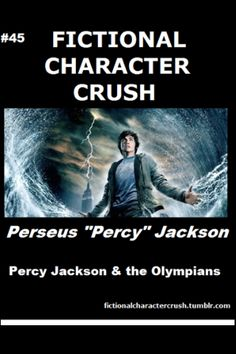 Percy Jackson is the cutest &  most amazing & truly the best guy/character I have ever known!!!=)