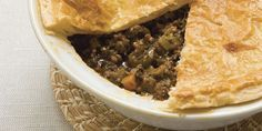 New Zealand Beef Lamb - Recipes - Best Mince Pie - Minced Beef Pie, Best Mince Pies, Lamb Recipes, Cooking Recipes, Beef Pies, Aussie Food, Shortcrust Pastry, Baking Flour, International Recipes