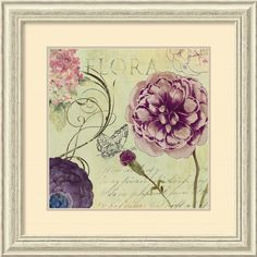Botanica by Aimee Wilson Framed Painting Print