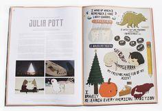 julia pott daily illustrations