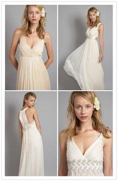 boho wedding dresses.