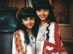 Shaikha and Maryam _______________________ archive photo/no source__found on Shks Dubai