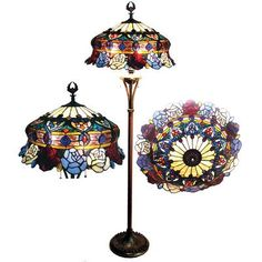 Shop for Tiffany-style Rose Design Bronze Floor Lamp. Get free delivery On EVERYTHING* Overstock - Your Online Lamps & Lamp Shades Store! Get in rewards with Club O! Style Rose, Bronze Floor Lamp, Floor Lamps, Art Nouveau, Torchiere Floor Lamp, Handmade Lamps, Stained Glass Lamps, Vintage Lamps, Antique Lamps