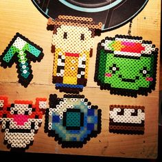 Crafts perler beads by chubbybunny19