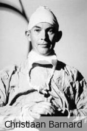 Christiaan Barnard was a South African cardiac surgeon who performed the world's first successful human-to-human heart transplant, in 1967. His pioneering transplantation work can be considered controversial at times, but today many people's lives are now saved every year as a result of this operation. In 2007  about 3,500 heart transplants were performed worldwide.