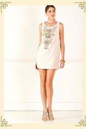 Soho Beaded Party Dress