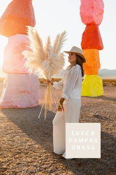Luxe B Pampas Grass is lately the main on-line market for Pampas Grass.We supply a big number of Pampas varieties in herbal color, bleach white, crimson and different spell binding colours. We're identified for high quality handpacked pampas this is delivered directly on your door. Best possible for your own home decor, any match particularly boho wedding ceremony decor. Recently we send any place in america and Canada. @luxebpampasgrasswww.luxebpampasgrass.com#pampasgrass #driedpampasgrass #driedflowers #bohowedding