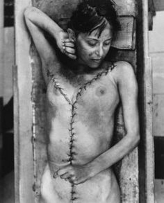 Jeffrey Silverthorne. Morgue Work 1972-1991