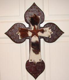 cool looking wall cross