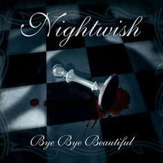 Bye Bye Beautiful, a song by Nightwish on Spotify Sleeping Sun, Symphonic Metal, Bye Bye, Metal Bands, Metal Art, Cover Art, Album, Beautiful, Music