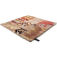 Industrial Vintage-Look Teppich von miinu® | dieter horn